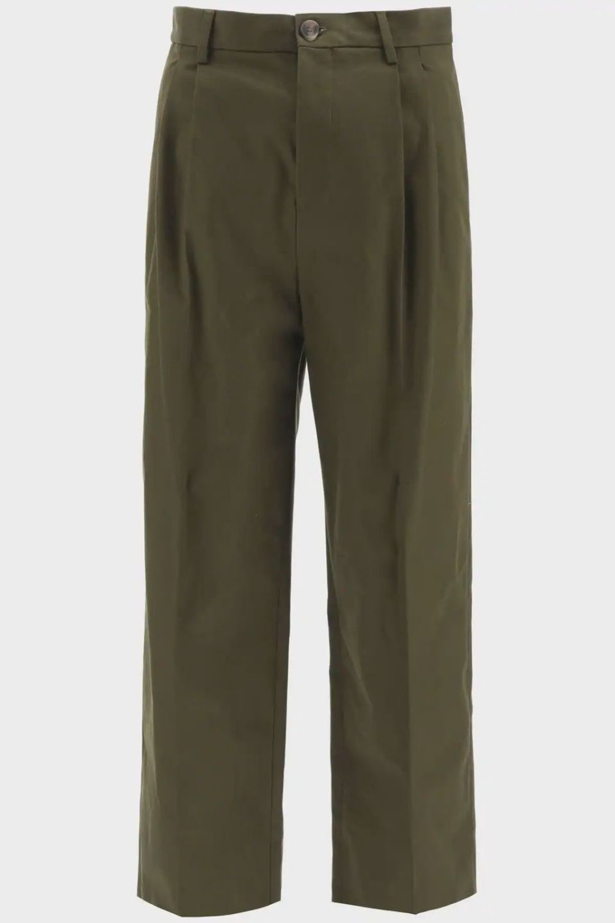 Loewe Chino Trousers Anagram Embroidery