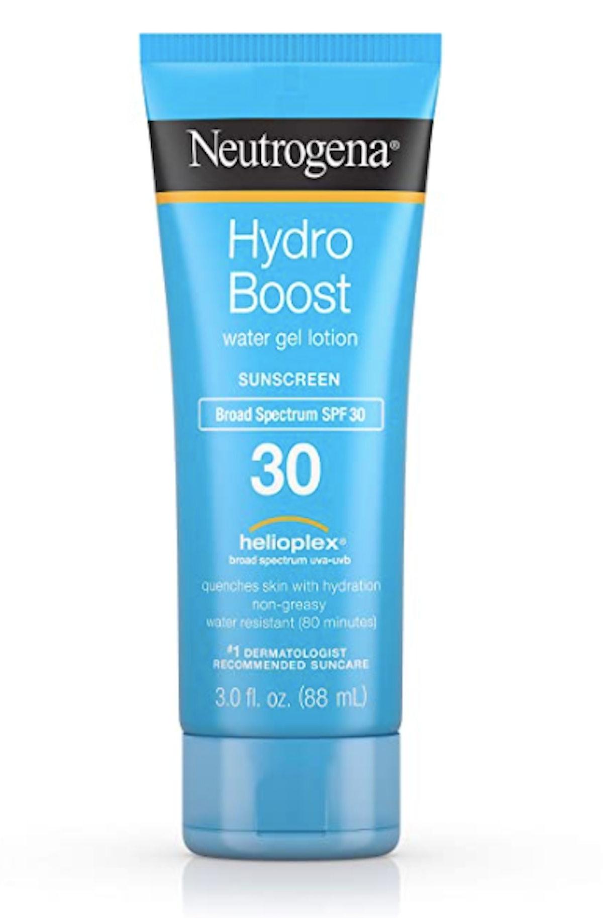 Neutrogena Hydro Boost Water Gel Lotion Sunscreen