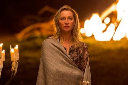 Asher Keddie plays Heather Marconi in 'Nine Perfect Strangers.'