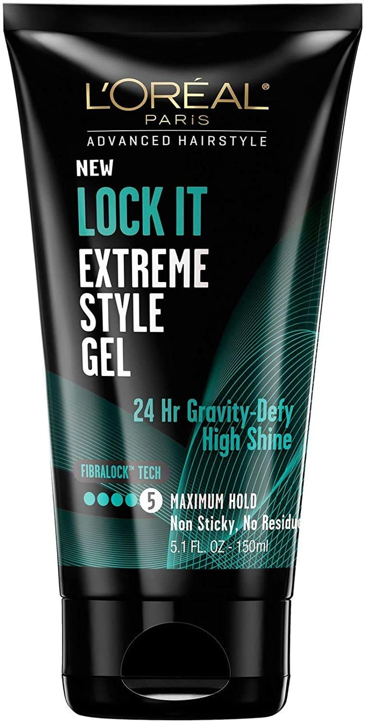 Advanced Hairstyle LOCK IT Extreme Style Gel