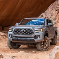 Review: One old-fashioned reason makes the 2021 Toyota Tacoma TRD Pro iconic