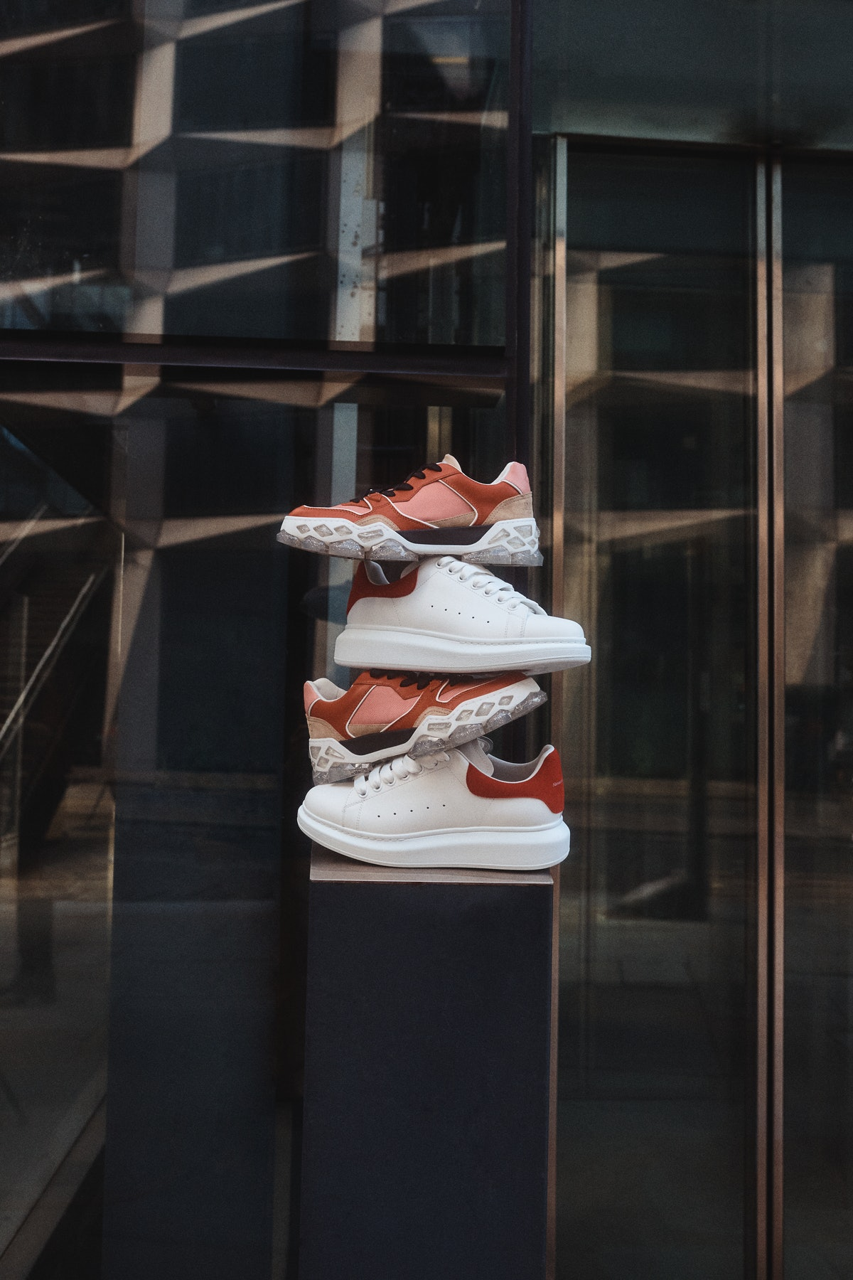 Popular sneakers for fall/winter 2021.