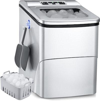 Kingswere Portable Ice Maker