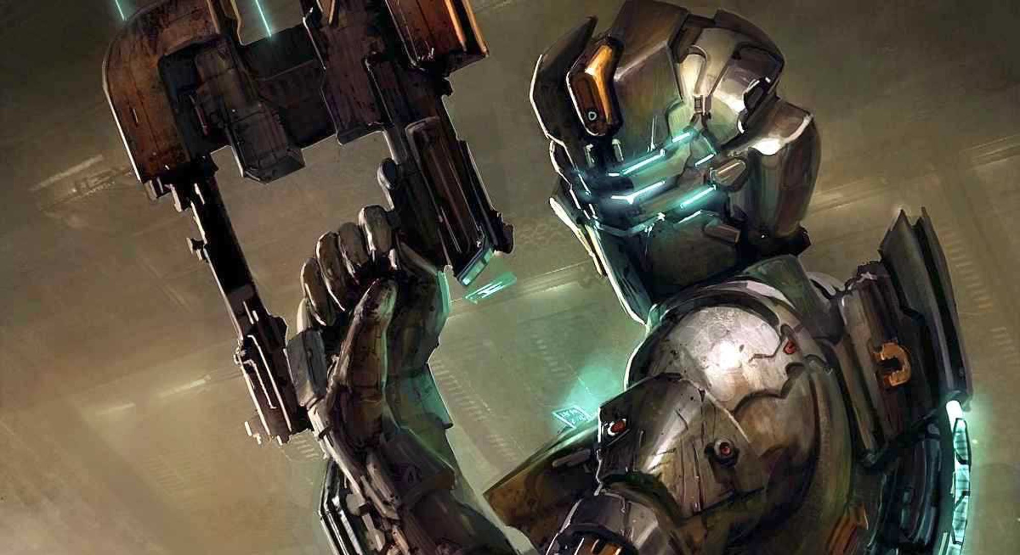 Dead Space Issac