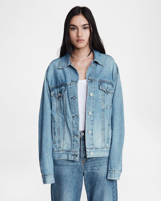 Oversized Cotton Linen Jacket