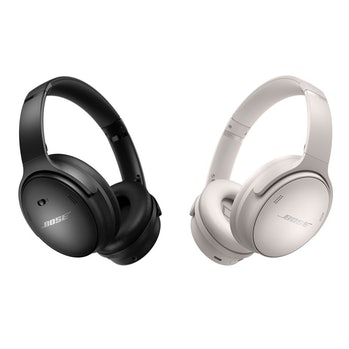 Bose noise-canceling Quiet Comfort 45 headphones