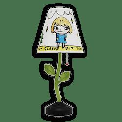 Yoshitomo Nara Table Lamp