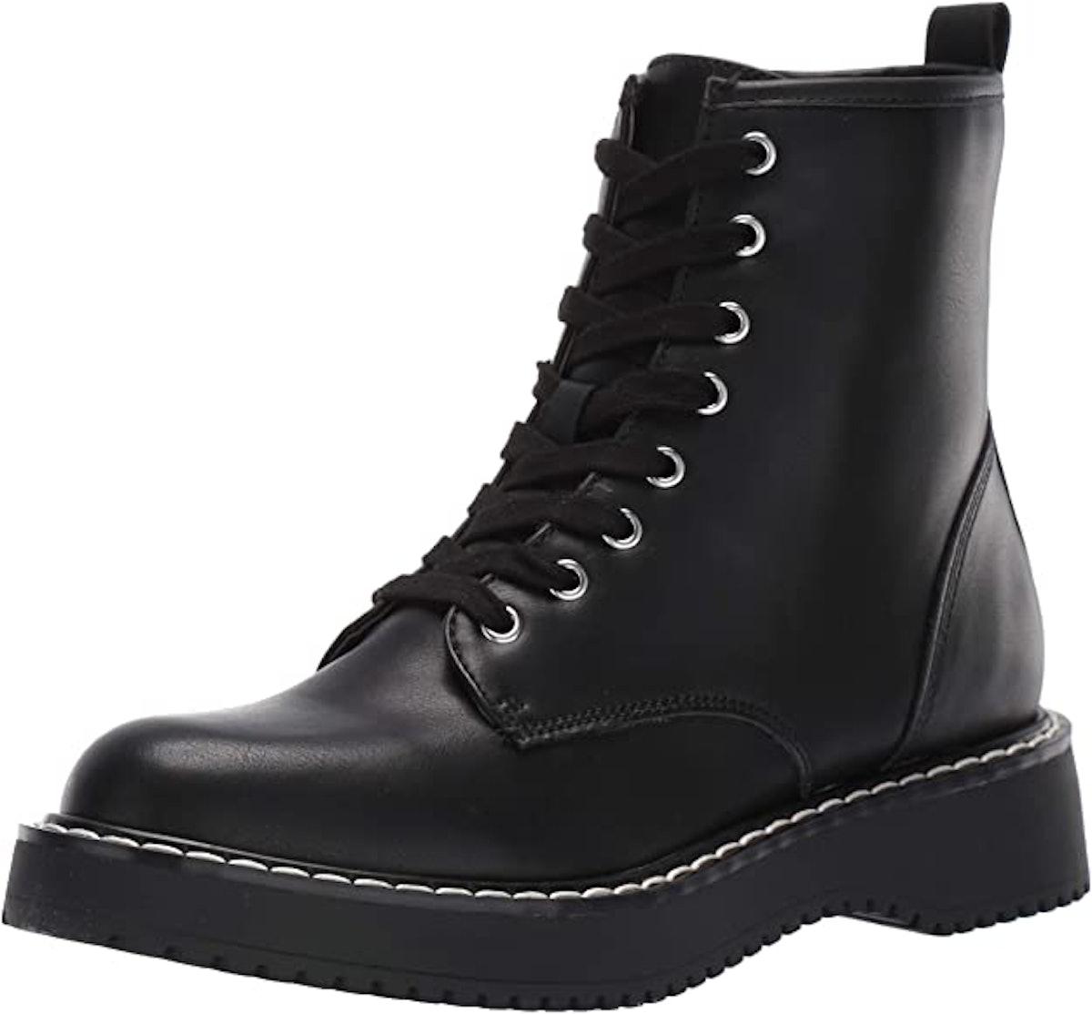 Madden Girl Kurrt Combat Boot