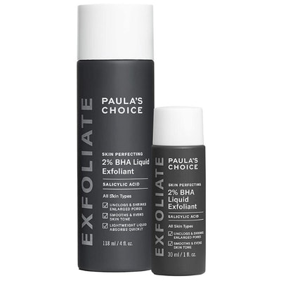 Paula's Choice Skin Perfecting 2% BHA Liquid Salicylic Acid Exfoliant Duo