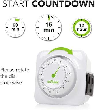 BN-LINK Countdown Timer