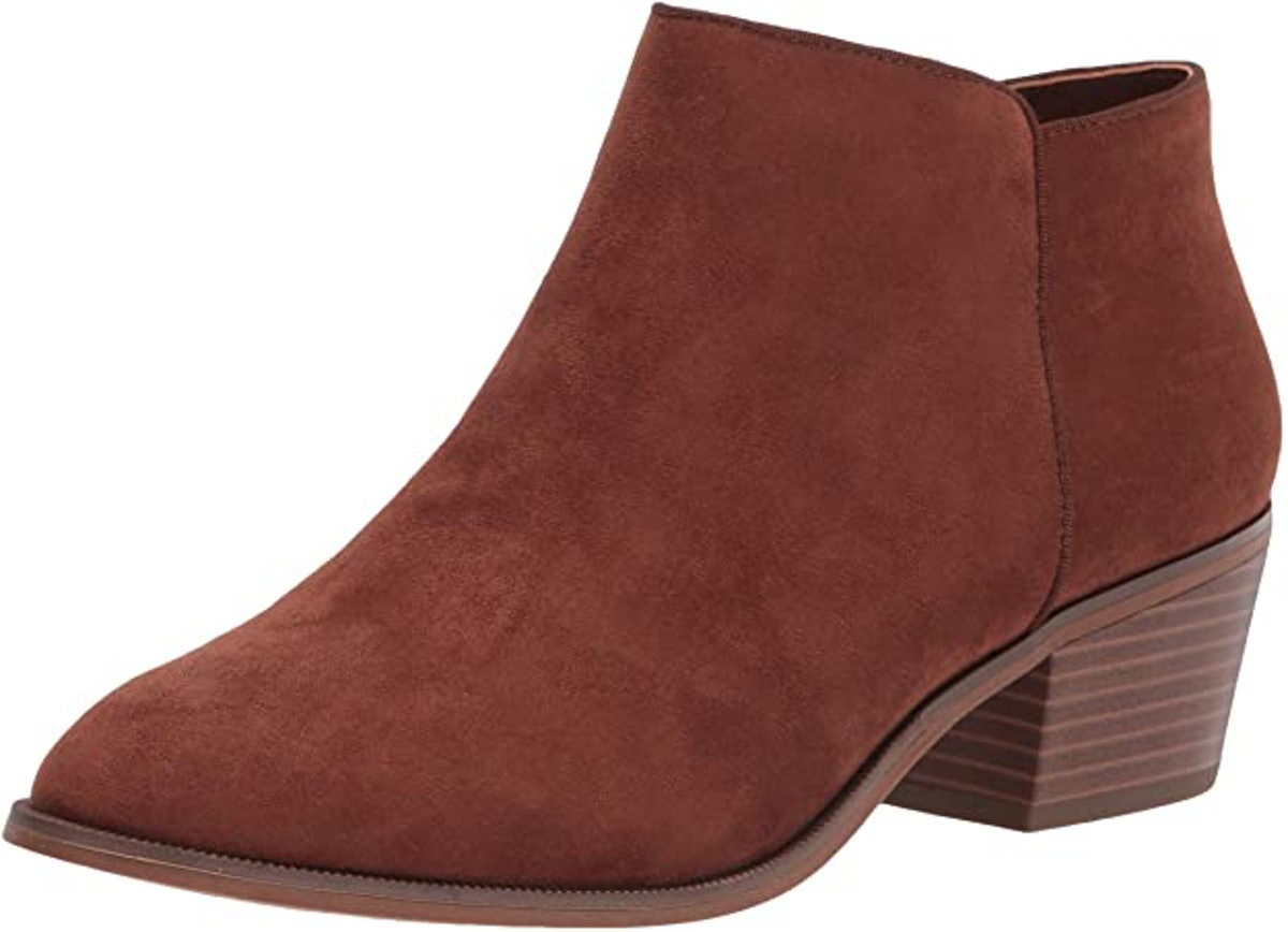 Amazon Essentials Microsuede Ankle Boot
