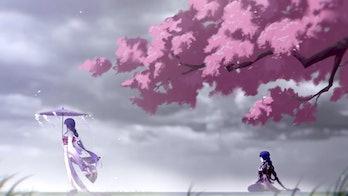 raiden shogun meeting