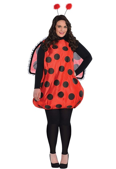 Amscan Darling Ladybug Halloween Costume for Women