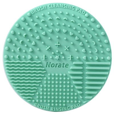 Norate Silicone Makeup Brush Cleaning Mat