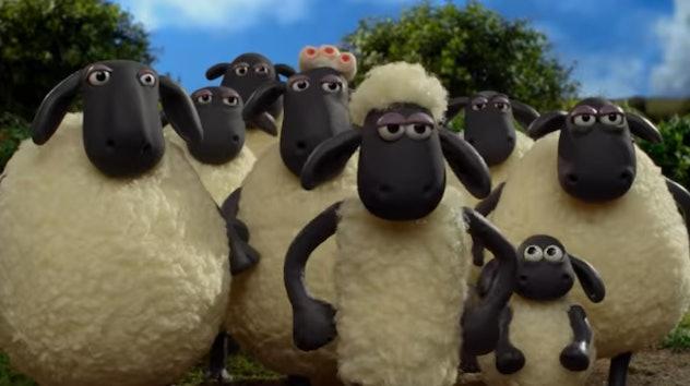 Shaun the Sheep originated as a TV show