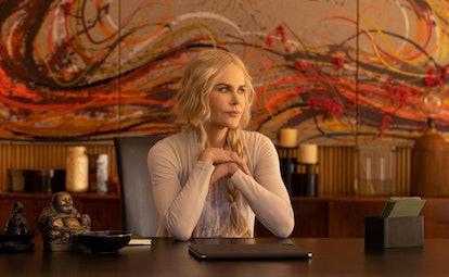 Nicole Kidman plays Masha in 'Nine Perfect Strangers.'