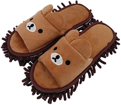 Selric Animal Mop Slippers