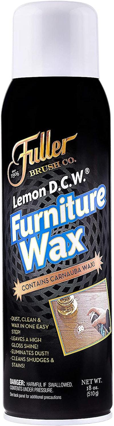 Fuller Brush Lemon D.C.W. Furniture Wax