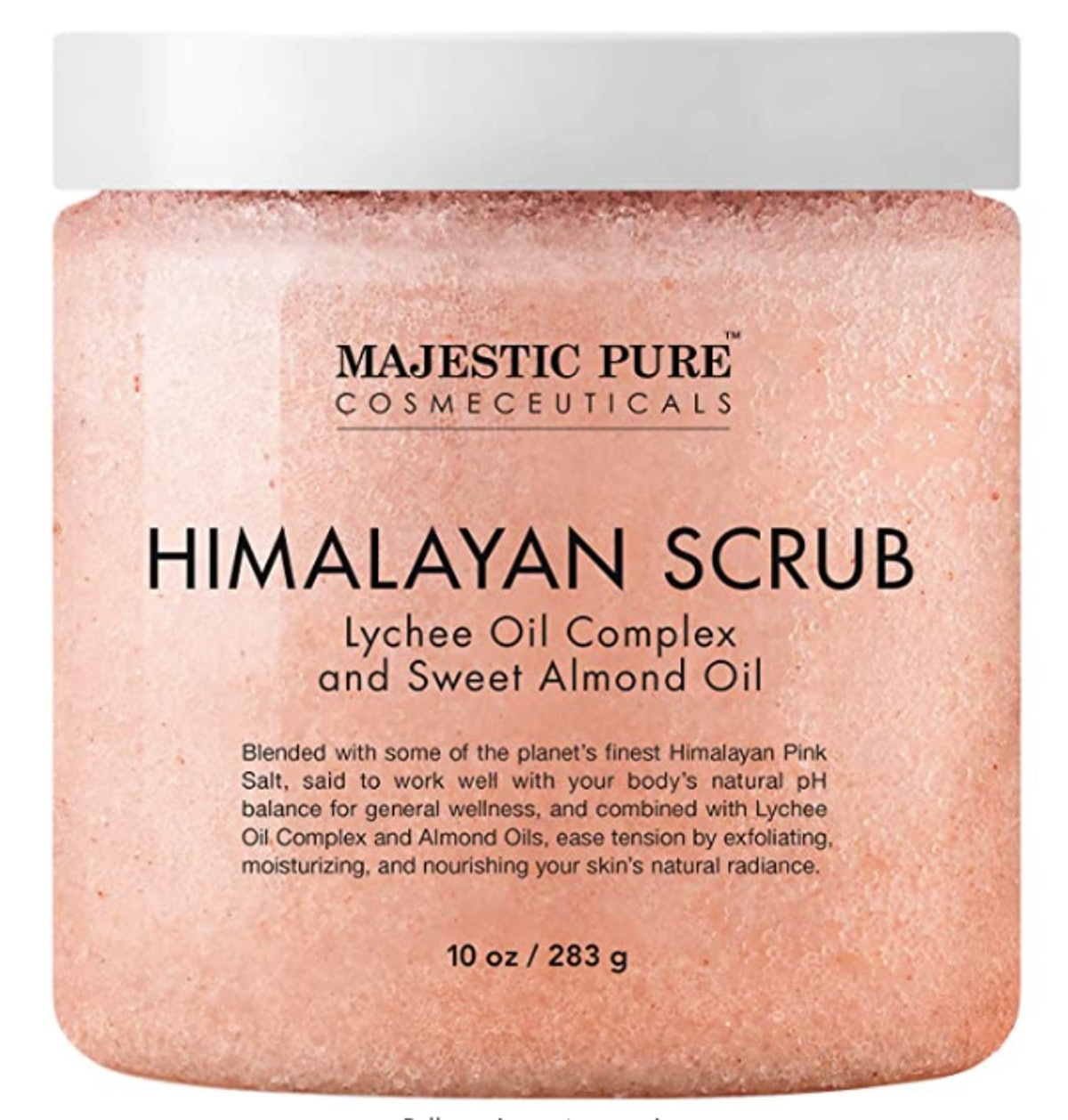 Majestic Pure Himalayan Scrub