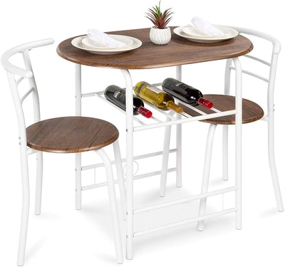 Best Choice Products 3-Piece Dining Set
