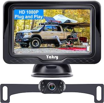 Yakry Back-Up Car Camera