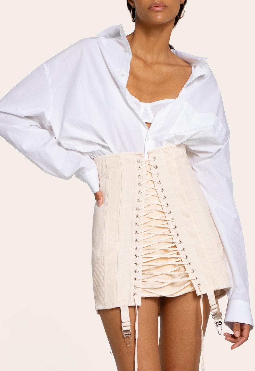 Gamine Skirt