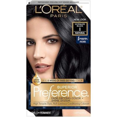 L'Oreal Paris Superior Preference Permanent Hair Color
