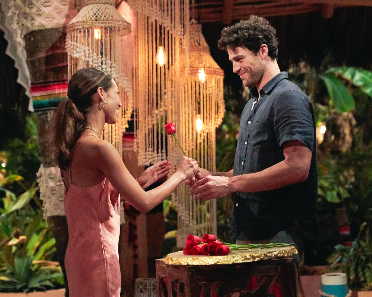 Serena Pitt and Joe Amabile on Season 7 of ABC's 'Bachelor in Paradise'