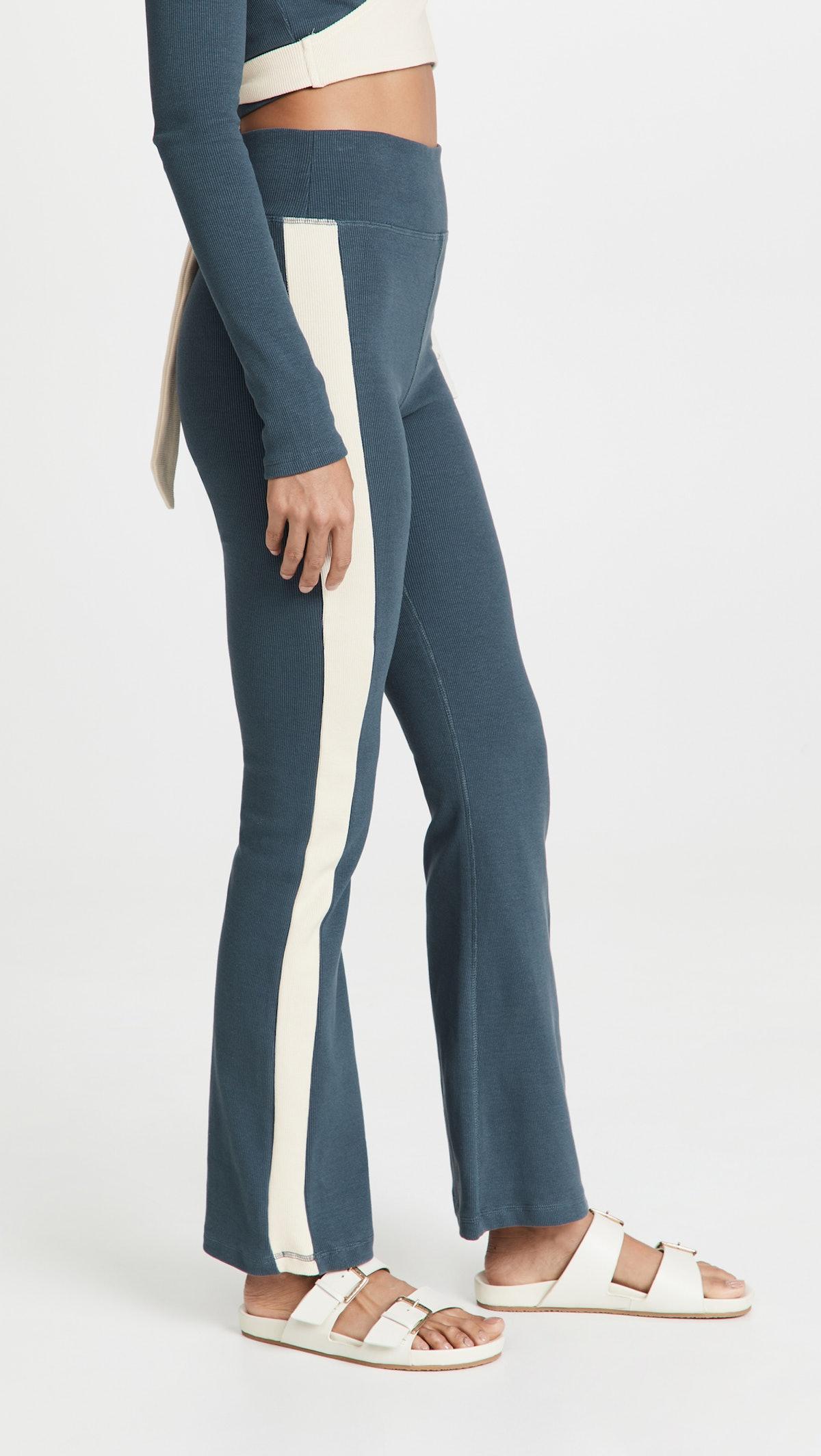Luna Rib Florence Flare Pants