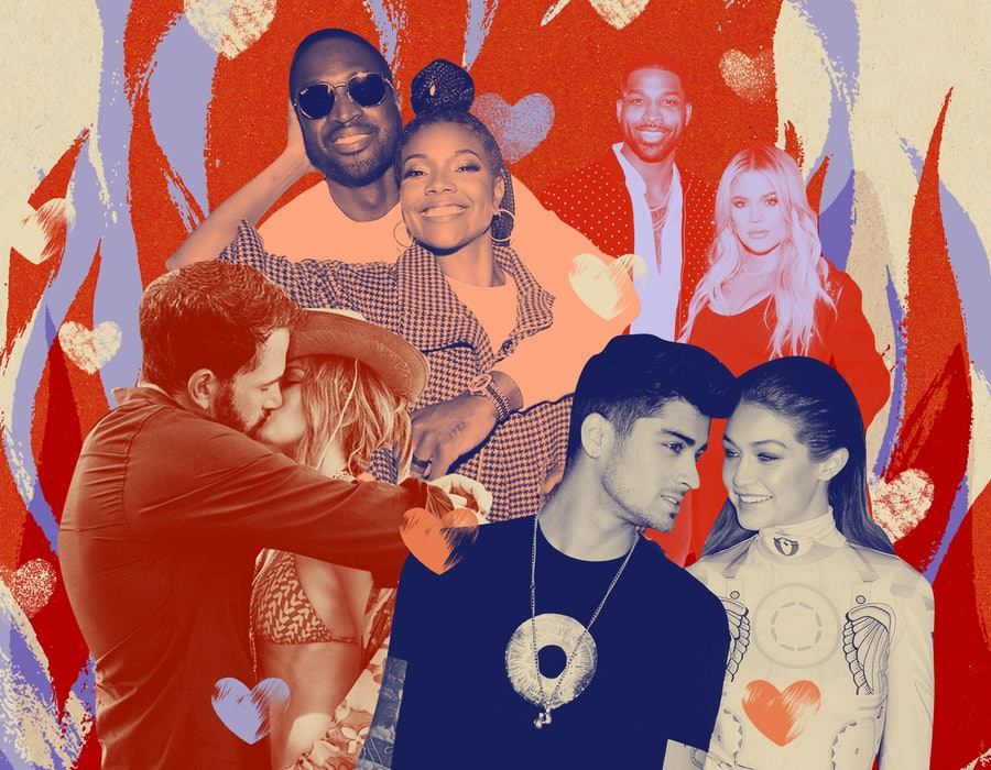 J.Lo and Ben Affleck, Gigi and Zayn, Gabrielle Union and Dwayne Wade all broke up and got back toget...