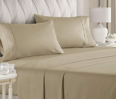CGK Unlimited Luxury Bed Sheets