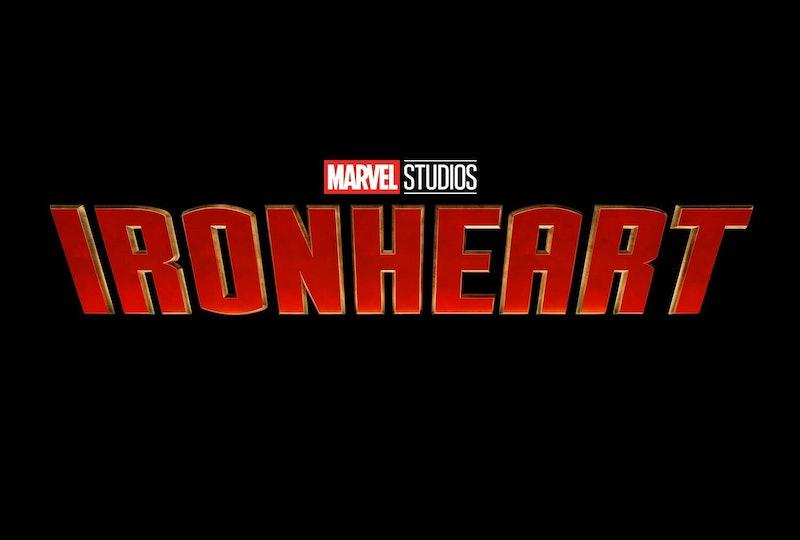 Dominique Thorne will star as Riri Williams in the 'Ironheart' Disney+ series. Photo via Marvel Stud...