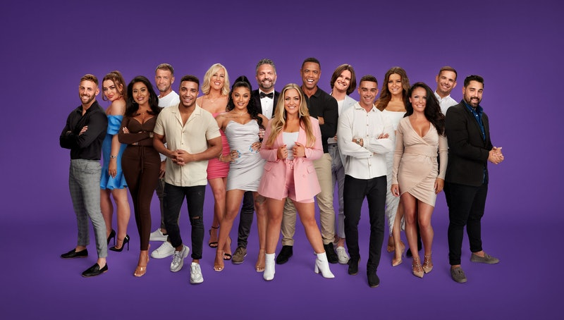 'Married At First Sight UK' contestants