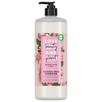 Love Beauty And Planet Blooming Color Shampoo, 32.3 fl. oz.