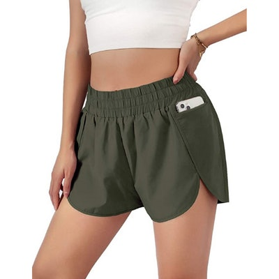 Blooming Jelly Quick-Dry Running Shorts