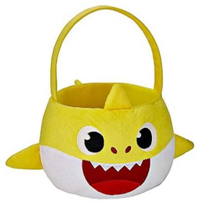 Plush Candy Bucket - Baby Shark