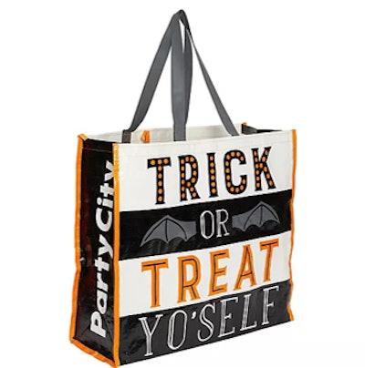 Trick-Or-Treat Yo'Self Tote Bag