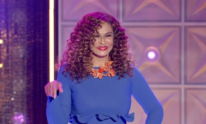 Trinity K. Bonet found out Beyoncé's mom Tina Knowles will guest judge on 'Drag Race All Stars 6.'