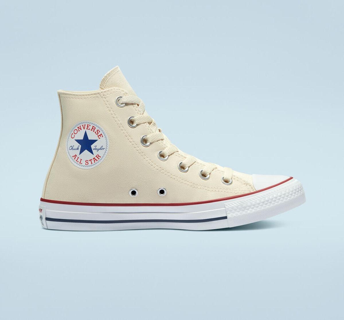 Off-white Converse chuck taylor