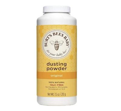 Burt's Bees Baby 100% Natural Dusting Talc-Free Baby Powder