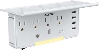 AXUF Outlet Shelf