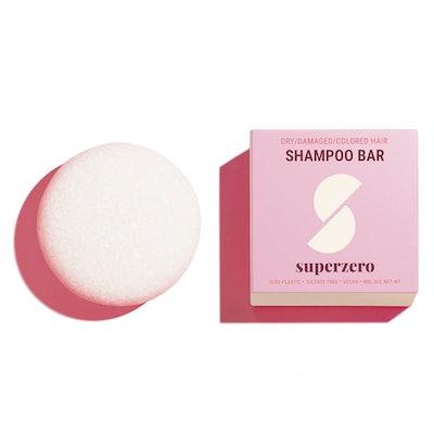 superzero Shampoo Bar For Color-Treated Hair, 3 oz.