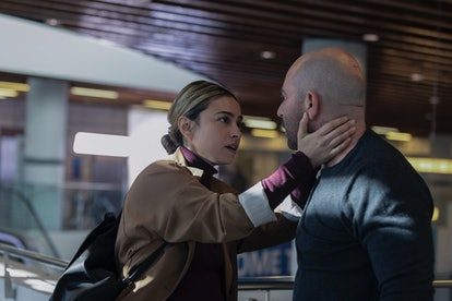 LIOR RAZ as SEGEV AZULAI in Hit & Run via Netflix Media Center