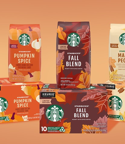 Starbucks' fall 2021 Pumpkin Spice At-Home coffee includes so many options.