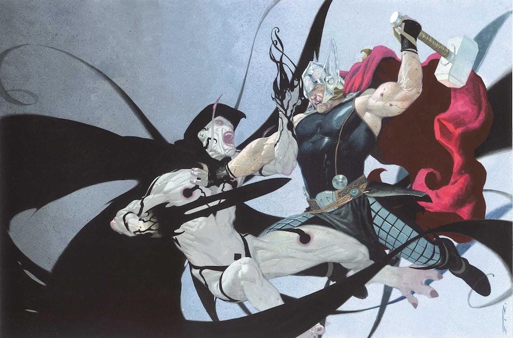 Gore Fights Thor, του Esad Rebic.
