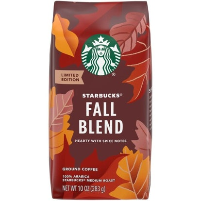Starbucks' fall 2021 Pumpkin Spice At-Home coffee includes a Pumpkin Spice Cold Brew Concentrate.
