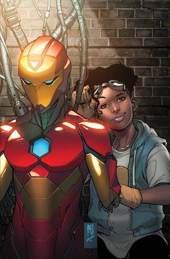 Black Panther 2 Ironheart Riri Williams rumor