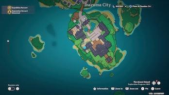 Asakura Location Genshin Impact Battle of Revenge