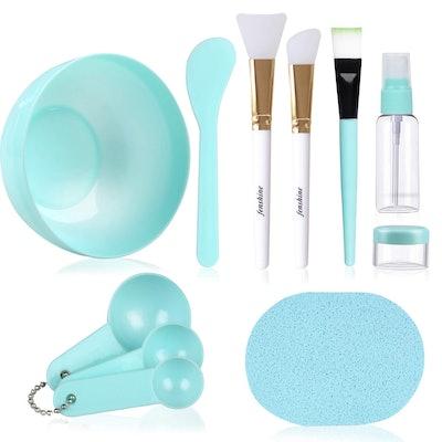 Fenshine Face Mask Mixing Bowl Set (10 Pieces)