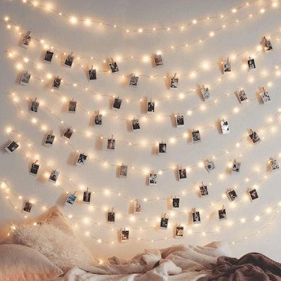 Twinkle Star LED Fairy String Lights